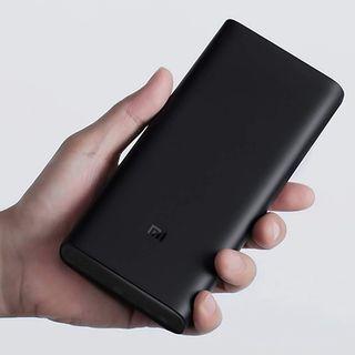 Xiaomi Mi Power Bank Pro 3 20000 mAh, černá