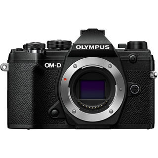 Olympus OM-D E-M5 Mark III Vlogger kit černý
