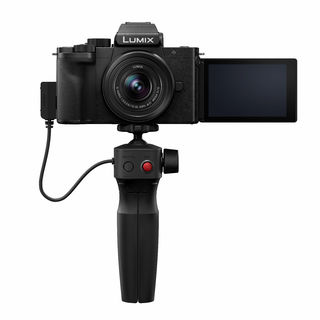 Panasonic Lumix G100 + 12-32 mm O.I.S. + DMW-SHGR1
