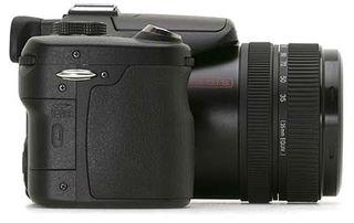 Panasonic DMC-FZ50 černý