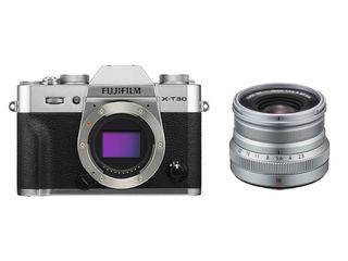 Fujifilm X-T30 + 16 mm/f 2,8 stříbrný