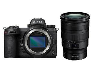 Nikon Z7 II + 24-70/f 2,8