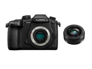 Panasonic Lumix DC-GH5 + 20 mm f/1,7 II