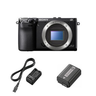 Sony Alpha A6000 tělo - Power kit
