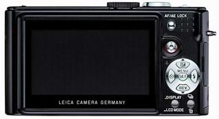 Leica D-LUX 3 černý