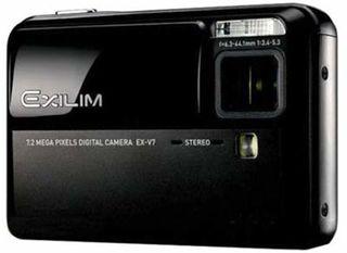 Casio Exilim V7 černý