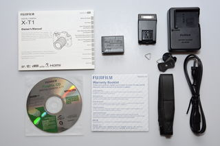 Fujifilm X-T1 tělo černý
