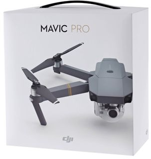 DJI kvadrokoptéra Mavic Pro Fly More Combo