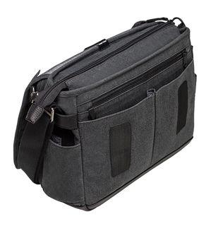 Tenba Cooper 13 Slim Camera Bag Grey Canvas