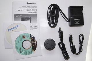 Panasonic Lumix DMC-GX1 tělo
