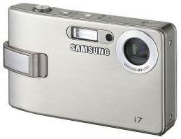 Samsung i7 stříbrný