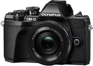 Olympus OM-D E-M10 Mark III + 14-42 mm EZ černý - Foto kit