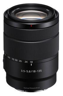 Sony 18-135 mm F3.5-5.6 OSS SEL