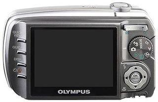 Olympus Mju 800 Digital stříbrný + Mju digital kit + karta xD 256MB P