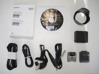 Sony NEX-5R tělo