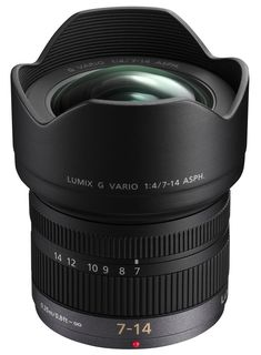 Panasonic Lumix G Vario 7-14 mm f/4,0 ASPH.