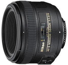 Nikon 50 mm f/1,4 AF-S NIKKOR G