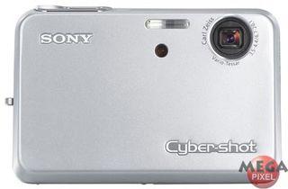 Sony DSC-T3 stříbrná