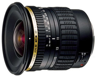 Tamron AF SP 11-18 mm F/4,5-5,6 Di II pro Canon