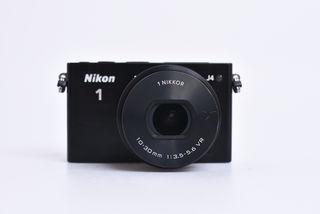 Nikon 1 J4 + 10-30 mm VR PD-ZOOM černý bazar