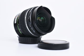 Pentax DA Fish-Eye 10-17mm f/3,5-4,5 ED (IF) bazar