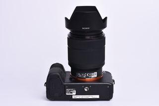 Sony Alpha A7 II + FE 28-70 mm OSS bazar