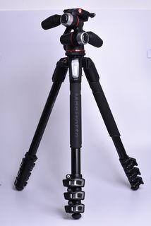 Manfrotto MK 190XPRO4 + X-PRO 3W bazar