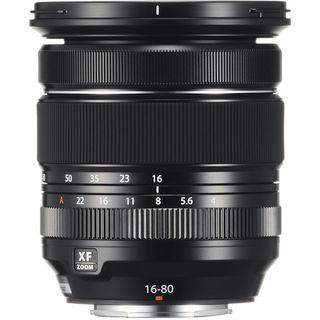Fujifilm X-S10 + 16-80 mm černý