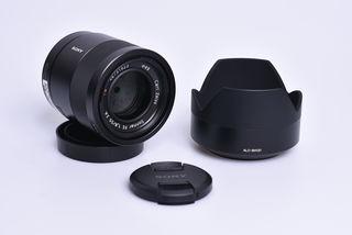 Sony FE 55mm f/1,8 ZA Sonnar T bazar