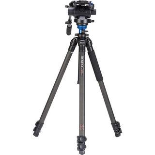 Benro C2573F + videohlava S6