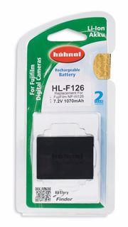 Hähnel akumulátor NP-W126S pro Fuji
