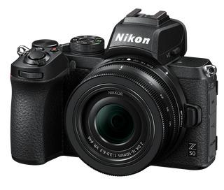Nikon Z50 + 16-50 mm + FTZ adaptér - Foto kit