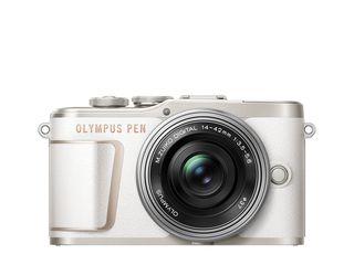 Olympus PEN E-PL10 tělo bílý