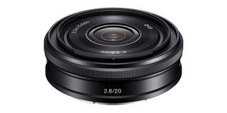 Sony 20 mm f/2,8 SEL