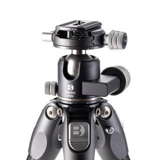 Benro Tortoise 24C + kulová hlava GX30