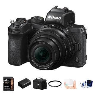 Nikon Z50 + 16-50 mm - Foto kit
