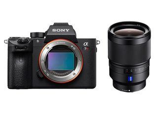 Sony Alpha A7R III + FE 35 mm f/1,4 ZA Distagon T