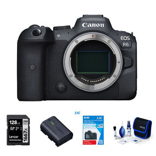 Canon EOS R6 tělo - Foto kit