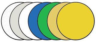Linkstar odrazná deska 7v1 FR7-110 110 cm