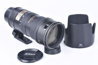 Nikon 70-200 mm f/2,8 G AF-S VR IF bazar