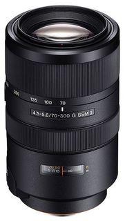 Sony 70-300 mm f/4,5-5,6 G SSM II