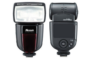 Nissin blesk Di700 Air pro Sony