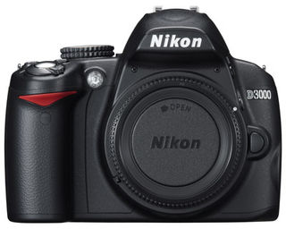 Nikon D3000 tělo