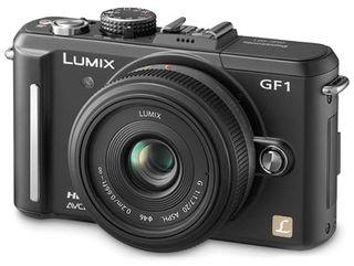 Panasonic Lumix DMC-GF1 černý tělo