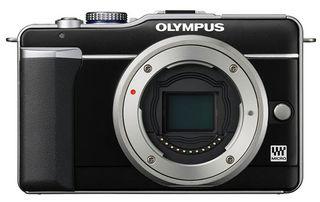 Olympus E-PL1 černý tělo