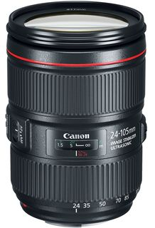 Canon EF 24-105 mm f/4,0 L IS II USM
