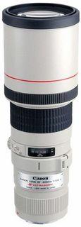 Canon EF 400 mm f/5,6 L USM Set