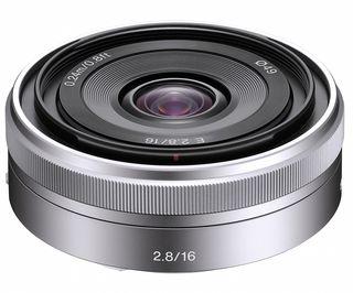 Sony 16 mm f/2,8 SEL