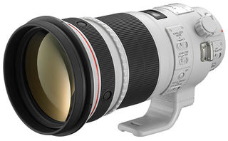 Canon EF 300 mm f/2,8 L IS II USM