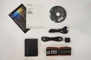 Sony Alpha A99 tělo